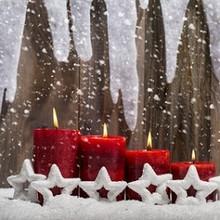 Festliche Weihnachten mit Kurprogramm