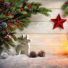 Weihnachten mit Leichter Kur