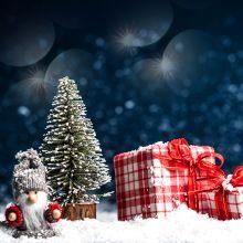 Weihnachten mit Kur